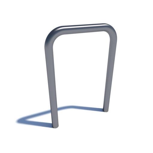 Streetscape olympic bike rack