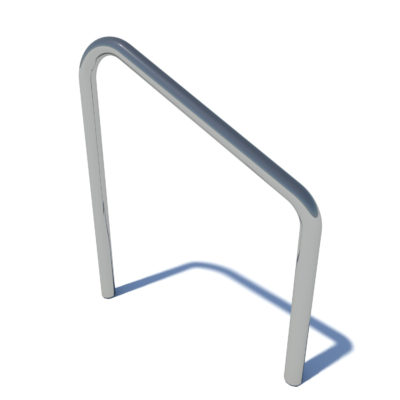 Streetscape triumph bike rack