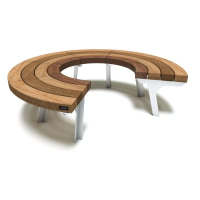 Nautilus bench
