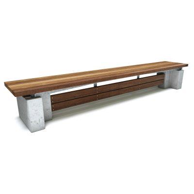 Pinnacle bench