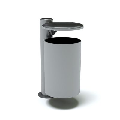 Strata waste bin