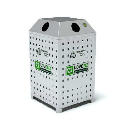 Vanguard waste bin