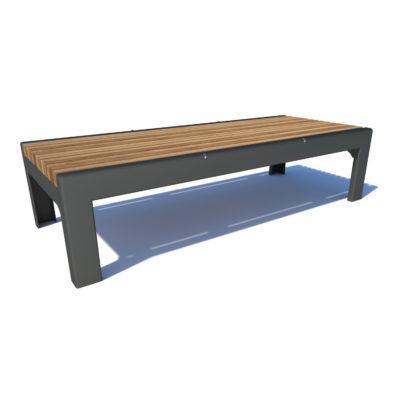 Rubix bench seat