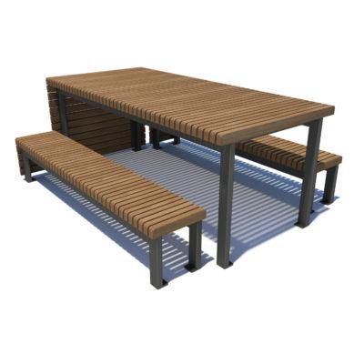 Metro picnic set