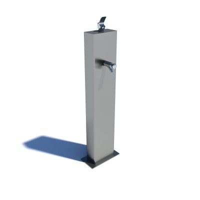 Blok water fountain